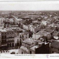 Postales: PRECIOSA POSTAL - VINAROZ (CASTELLON) - VISTA PARCIAL DE LA POBLACION . Lote 50312837