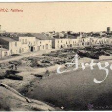 Postales: BONITA POSTAL - VINAROZ (CASTELLON) - ASTILLERO - AMBIENTADA . Lote 50313137