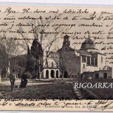Postales: CASTELLÓN.- ERMITORIO DE NTRA SRA. DE LIDON. Lote 50511395