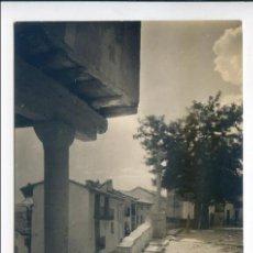 Postales: MORELLA. 19. CASTELLÓN. CUESTA DE SAN JUAN. COMERCIAL PRAT. CIRCULADA. Lote 50660601