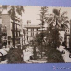 Postales: POSTAL DE CASTELLON - PLAZA LA PAZ - SIN CIRCULAR. Lote 51000316