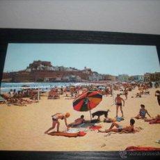 Postales: POSTAL PEÑISCOLA PLAYA Nº 6333 - SIN CIRCULAR -. Lote 51034448