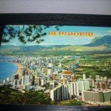 Postales: POSTAL DE BENIDORM , ALICANTE , Nº 842 -- ESCRITA Y CON SELLO --. Lote 51035613