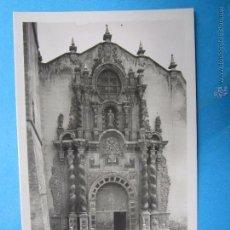 Postales: VINAROZ , , NUMERO 3 , IGLESIA PARROQUIAL EDI. MIRALLES , CIRCULADA 1952. Lote 51050977
