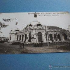 Postales: VALENCIA EXPOSICION REGIONAL VALENCIANA ANTIGUA POSTAL 47 PALACIO FOMENTO SIN CIRCULAR ENVIO GRATIS. Lote 51077048