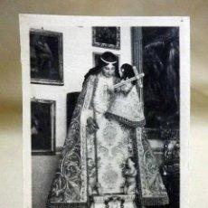 Postales: TARJETA POSTAL, VALENCIA, VIRGEN DESAMPARADOS, RESTAURADA, HBA, EDITORES REUNIDOS,1939. Lote 51097536