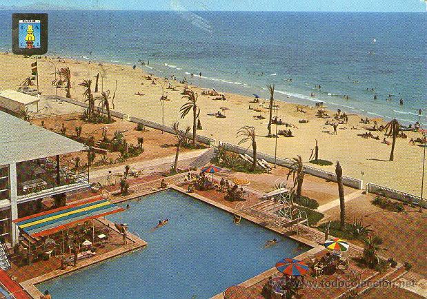 Elche 18 playa arenales del sol comprar postales de la for Comunidad del sol