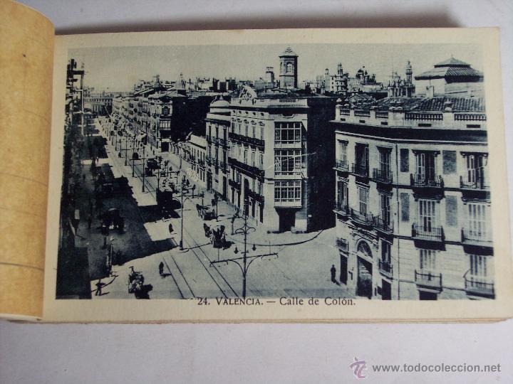 Postales: CARNET POSTAL VALENCIA (LIBRITO CON 17 TARJETAS POSTALES (II SERIE) FALTAN TRES - Foto 4 - 51156218