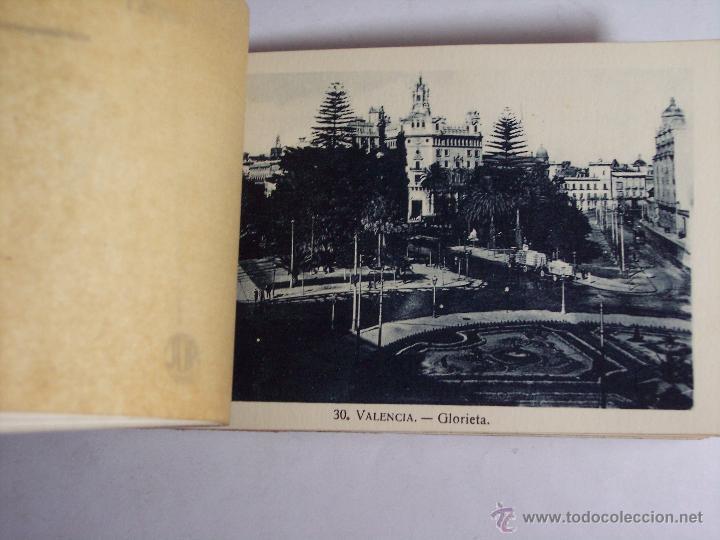 Postales: CARNET POSTAL VALENCIA (LIBRITO CON 17 TARJETAS POSTALES (II SERIE) FALTAN TRES - Foto 6 - 51156218