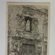 Postales: POSTAL DE VALENCIA PUERTA PALACIO DOS AGUAS. Lote 51157721