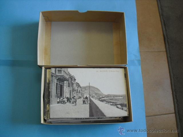 Postales: 100 postales de alicante, y 100 sellos metálicos, coleccion completa,lee anuncio - Foto 6 - 52150738