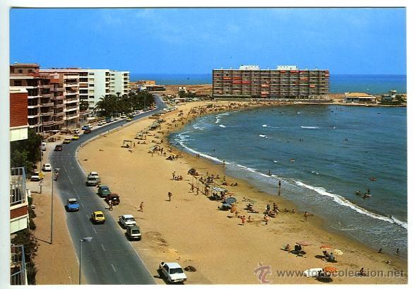 PLAYA DE LOS LOCOS, TORREVIEJA, ALICANTE. CI. (Postales - España - Comunidad Valenciana Moderna (desde 1940))