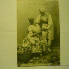 Postales: POSTAL VALENCIA TIPOS DE LA HUERTA---BB. Lote 51578319