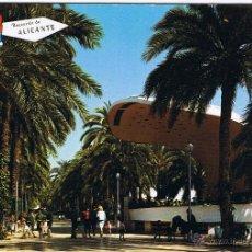 Postales - ALICANTE - PASEO DE LA EXPLANADA - CIRCULADA - 51686640