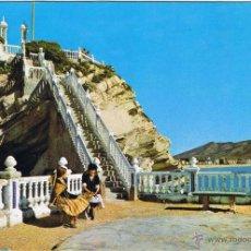 Postales: ALICANTE - BENIDORM - EL CASTILLO . Lote 51711035