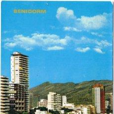 Postales: ALICANTE - BENIDORM. Lote 51715938