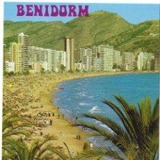 Postales: ALICANTE - BENIDORM. Lote 51715957