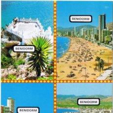 Postales: ALICANTE - BENIDORM. Lote 51715983