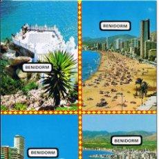 Postales: ALICANTE - BENIDORM. Lote 51716004