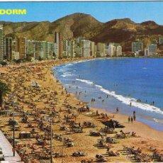 Postales: ALICANTE - BENIDORM. Lote 51716014