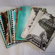Postales: LOTE 29 POSTALES VALENCIA. AÑOS 30-40-50-60-70.. Lote 51935419