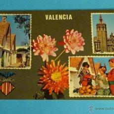 Postales: VALENCIA TÍPICA. Lote 52157705