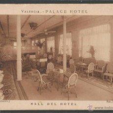 Cartes Postales: VALENCIA - PALACE HOTEL - HALL - P12192. Lote 52165262