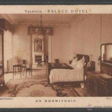 Cartes Postales: VALENCIA - PALACE HOTEL - UN DORMITORIO - P12191. Lote 52165268
