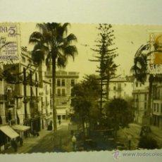 Postales: POSTAL CASTELLON -PLAZA DE LA PAZ--CIRCULADA 1949--BB. Lote 52197270