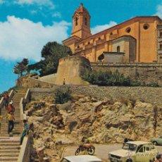 Postales: CULLERA Nº 54 SUBIDA AL CASTILLO SIN CIRCULAR . Lote 52767120