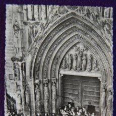 Postales: POSTAL DE VALENCIA. Nº92 TRIBUNAL DE LAS AGUAS. AÑOS 50.. Lote 53047000