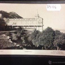 Postales: ALCOY - 3 - FUENTE ROJA - FOTOGRAFICA ROISIN - (39116). Lote 53087548