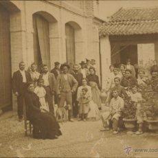 Postales: VALENCIA - BELLUS - GENTE DEL PUEBLO - FOTOGRAFICA - SIN CIRCULAR Y DORSO SIN DIVIDIR. Lote 53439344