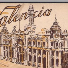 Postales: BLOK Nº 1 DE POSTALES ANTIGUAS DE VALENCIA. Lote 53597996