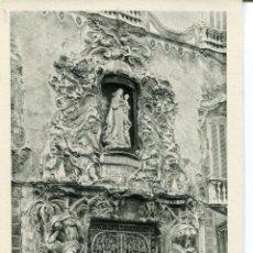 Postales: VALENCIA-PUERTA PALACIO DOS AGUAS- JDP-9. Lote 53642341