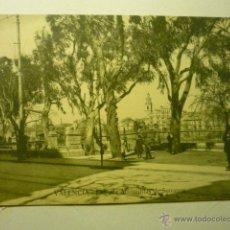 Postales: POSTAL VALENCIA ENTRADA ALAMEDITAS DE SERRANOS-BB. Lote 53669369
