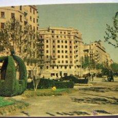 Cartoline: POSTAL DE VALENCIA GRAN VIA DE FERNANDO EL CATOLICO. Lote 53829590