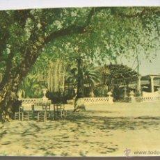 Cartoline: POSTAL DE VALENCIA JARDINES DE LOS VIVEROS. Lote 53829920