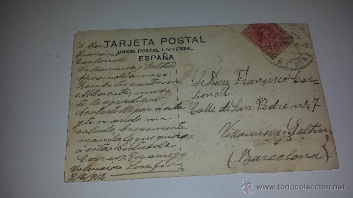 Postales: FABRICA DE TABACOS 1912 - Foto 2 - 53841442