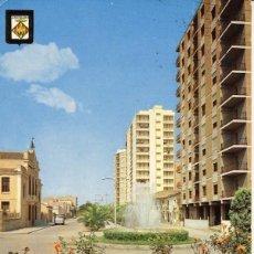 Cartoline: MAGNIFICA POSTAL PLAZA VIRGEN DEL CARMEN GRAO DE CASTELLON. Lote 53998941
