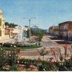 Cartoline: MAGNIFICA POSTAL PLAZA VIRGEN DEL CARMEN DEL GRAO DE CASTELLON. Lote 53999982