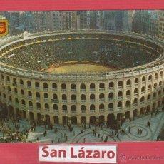 Postales: POSTAL SIN CIRCULAR PLAZA DE TOROS DE VALENCIA IMPRENTA SUBITATS CASANOVAS S.A PM.66. Lote 54073665