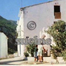 Cartoline: MAGNIFICA POSTAL PLAZA DE LA FUENTE ESPADILLA CASTELLON. Lote 54367200