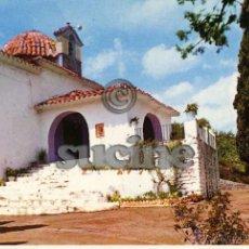 Cartoline: MAGNIFICA POSTAL PLAZA DE LA ERMITA ESLIDA CASTELLON. Lote 54367215