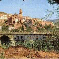 Cartoline: MAGNIFICA POSTAL VISTA GENERAL ESPADILLA CASTELLON. Lote 54367246