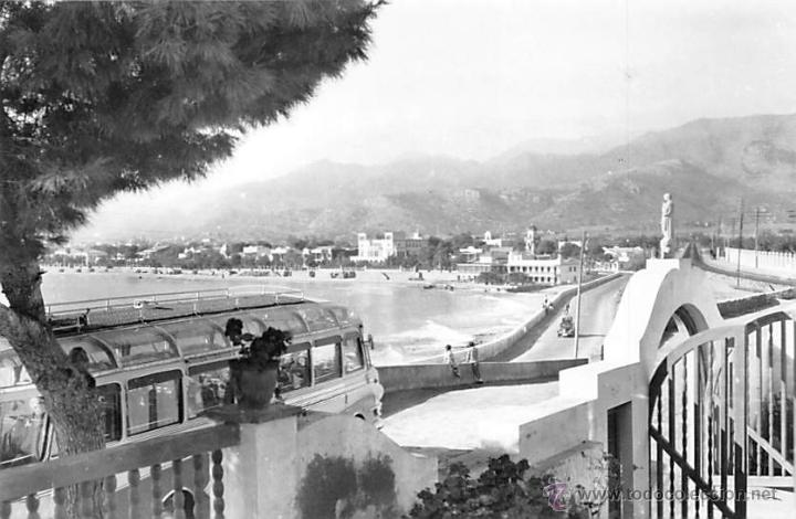 BENICASIM (CASTELLÓN).- VISTA PARCIAL (Postales - España - Comunidad Valenciana Moderna (desde 1940))