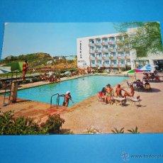 Postales: POSTAL HOTEL EL CID ( LAS PLAYETAS ) - OROPESA DEL MAR - BENICASIM - 1979 (XXII) - SIN CIRCULAR. Lote 54490408