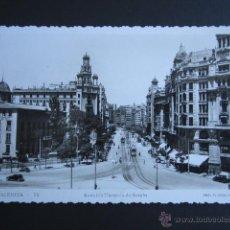 Cartes Postales: POSTAL VALENCIA. AVENIDA MARQUÉS DE SOTELO. . Lote 54490540