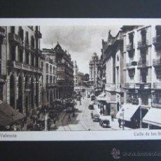 Postales: POSTAL VALENCIA. CALLE DE LAS BARCAS. . Lote 54491558