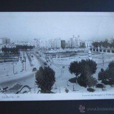 Cartes Postales: POSTAL VALENCIA. PUENTE DE ARAGÓN Y VISTA PARCIAL.. Lote 54507079